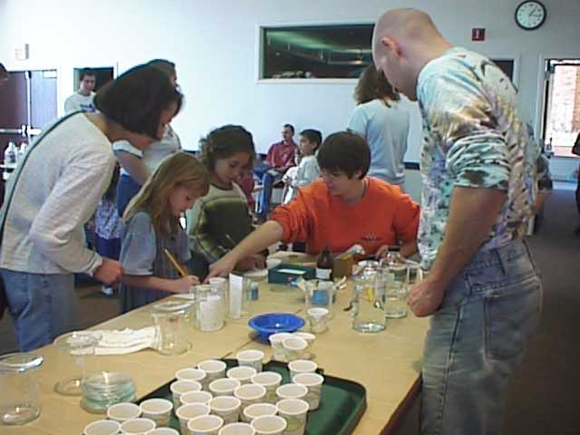 National Chemistry Week- Chemistry Department -Oregon State