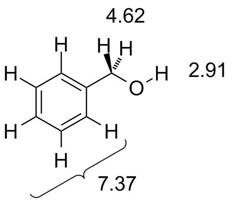 BnOH.jdx, Benzyl Alcohol