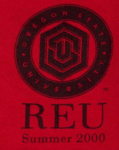 OSU REU - Tshirts